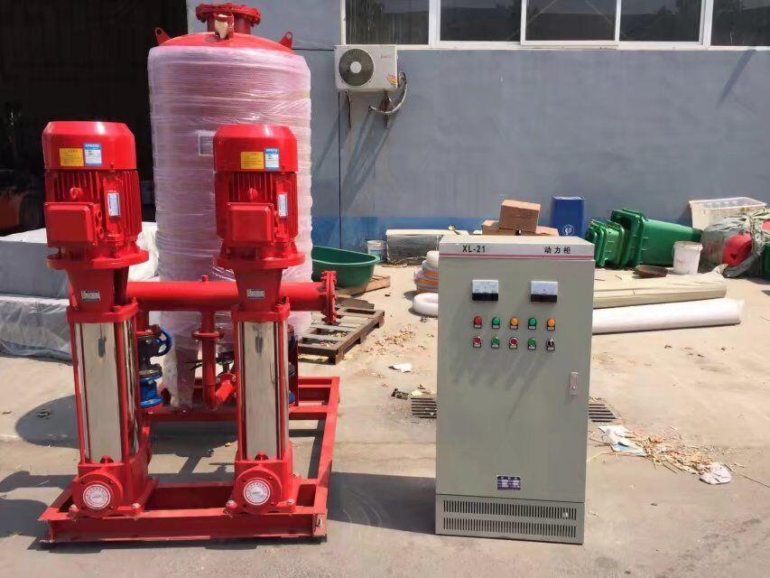 上海北洋牌XBD12.0/20G-GDL多级消防泵生产批发