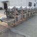 供应DL-800连续式食品软包装风干机桃子翻转风干流水线