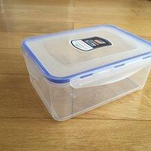酒店用四边扣塑料保鲜盒