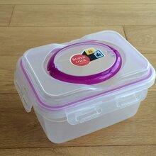 提手塑料保鲜盒