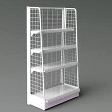 超市货架仓库货架货架展柜加厚角钢货架定做非标货架