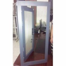 安平专业生产平开式金刚网纱窗,平开纱窗,304不锈钢平开窗,价格实惠图片