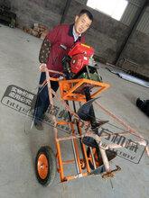 YF滕州市扬方机械电线杆挖坑机便携式挖坑机YF果园施肥挖坑机电线杆打洞机