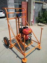 扬方机械生产挖坑机