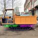 三吨履带运输车三吨橡胶履带运输车三吨稻田履带运输车