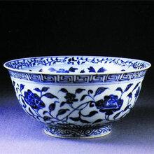 民窑清代瓷器近期拍卖行情