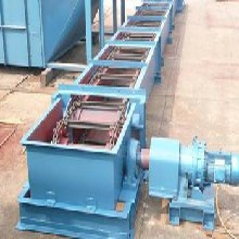 河南FU270FU310刮板输送机拉链机重型刮板输送机专业定制生产厂家图片