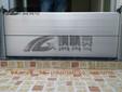 武汉防汛挡水板专用防汛设备防汛挡水板铝合金防水板挡水板价格