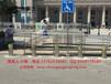 湖北固定式路桩防冲撞路桩武汉钢精灵路桩汉口火车站路桩