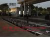 咸宁半自动升降路桩防冲撞路桩批发武汉汉口火车站升降路桩厂家