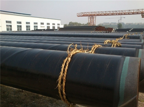 地埋输水聚氨酯直埋保温管真实厂家