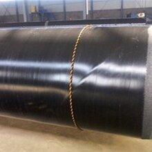 排污用3pe防腐焊接钢管销售公司图片