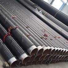 桐城普通级双层环氧粉末防腐钢管图片