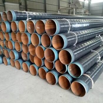 湖南饮水长输管道3pe聚乙烯防腐钢管工艺精湛