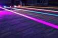 激光地标200w彩色光束激光灯