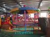 大型机械游乐设备儿童蹦极弹跳床双人多人可折叠钢架蹦极