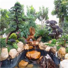 永安市景观石-滨湖公园草坪石-楼盘小区鹅卵石