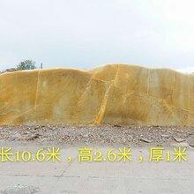 大型石头大型园林石黄蜡石厂家