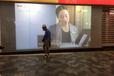 山西橱窗投影广告公司代理