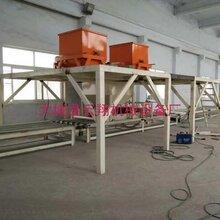 水泥基匀质板设备生产制作工艺流程大城云翔机械设备厂图片