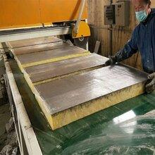 抹面砂浆岩棉复合板设备机制砂浆复合岩棉设备图片