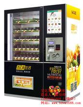 饮料水果自动售货机蔬菜无人售货机饮料自动售卖机厂家
