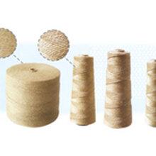黄麻纱线用于地毯纱线,织布纱线,电缆填充等各种规格都有