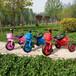 厂家三轮车前篮后筐2-6岁儿童脚踏车批发