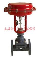 供应(气动薄膜活塞式调节阀)气动隔膜调节阀厂家图片