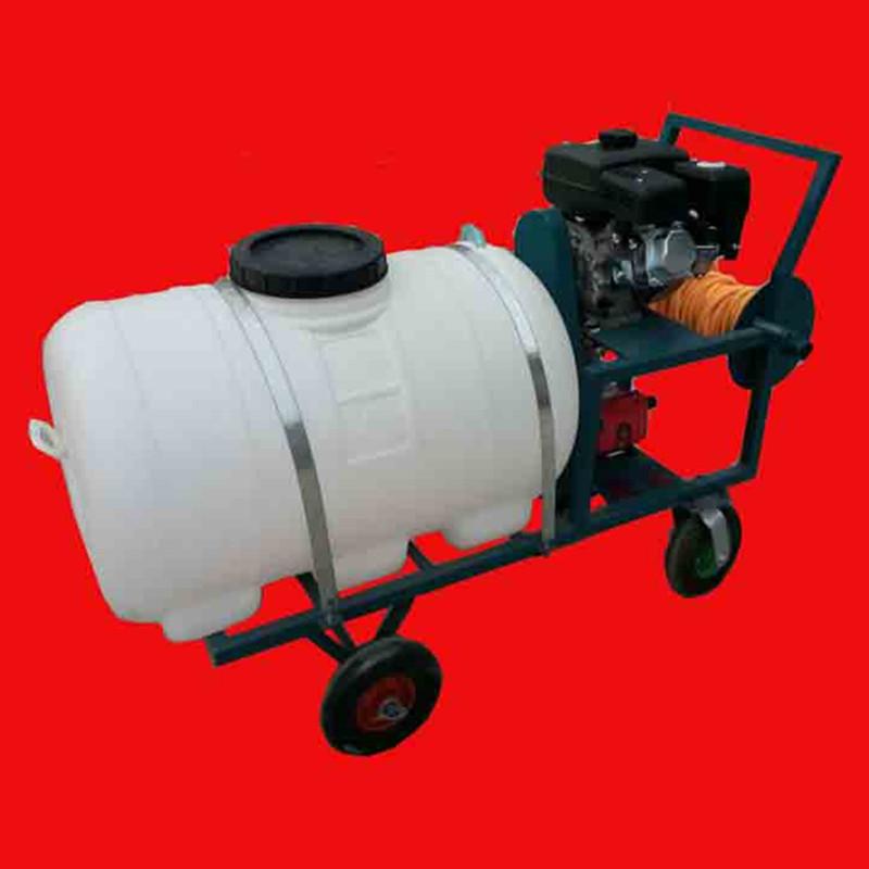 苹果树汽油喷雾器生产供应大棚打药机