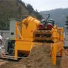 打桩钻孔泥浆循环利用用泥水分离机
