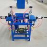 单轴半自动榫槽机全自动榫槽机气动卧式榫眼机木工机械打洞机