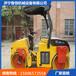山东鲁恒双轮压路机6吨压路机大优惠振动压路机回填土压实机压路机厂家