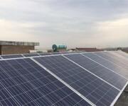 分布式光伏发电系统——宏协离合器1MW太阳能发电项目图片