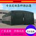 推拉雨棚大型移动帐篷户外活动收缩遮阳棚夜市大排挡伸缩蓬停车棚