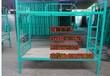 來賓合山上下鋪,來賓雙層鐵架床價格,供應合山縣鐵架子床