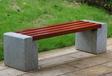 南寧休閑條凳尺寸,南寧優質休閑石凳價格,供應南寧休閑椅