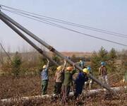 华奥电力厂家直销立杆机三脚架立杆机铝合金立杆机人字架立杆机图片