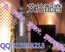 專業配音翻譯,英語配音,宣傳片配音,中文配音