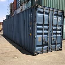 二手集装箱出售,二手冷藏集装箱租凭图片