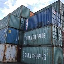 二手干货集装箱货柜租售与改造图片