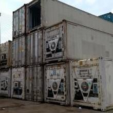 二手冷藏集装箱冷藏箱体冷箱租售与改造图片
