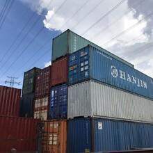 佛山二手集装箱干货集装箱货柜租售与改造图片