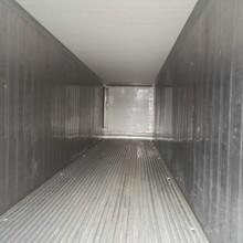 二手集装箱,二手冷冻冷藏集装箱,二手冷藏集装箱租售图片