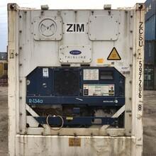 冷冻集装箱出售,冷藏集装箱出租,冷冻集装箱租售图片