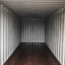海运集装箱价格图片