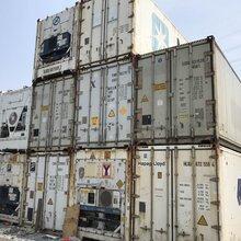 二手集装箱,冷冻冷藏集装箱租售与改造图片