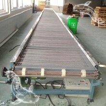 网链输送机食品网链输送机不锈钢材质图片
