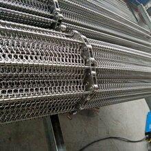 不锈钢输送链网链网带金属传送链承重型不锈钢网带链
