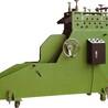 二合一材料架矯正機CL-150自動放料整平